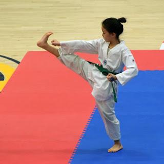Winter 2018 Badger State Games Taekwondo Greatmats Martial Arts Mats