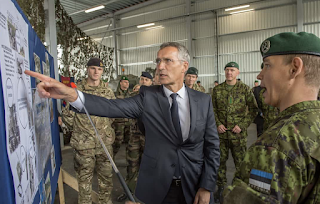 Nato chief: world is at its most dangerous point in a generation