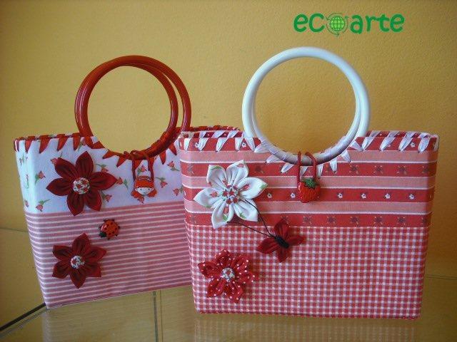 Bolsa Feita Com Caixa De Leite E Tecido : Como fazer bolsa de m?o com caixa leite e tecido d