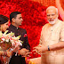 Celebrity including PM Modi graced the presence for Ishani Sharma's wedding