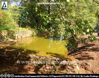 Balapokuna pond