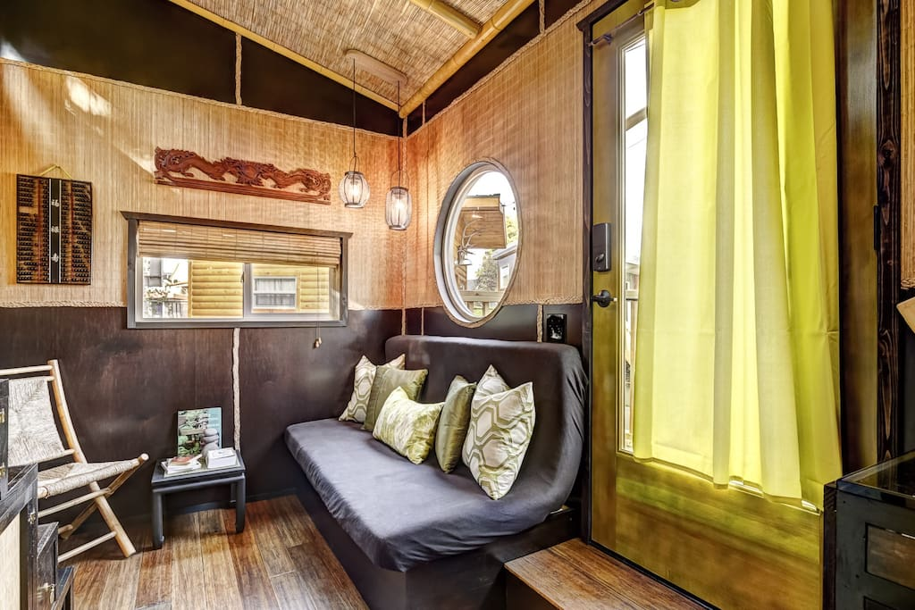 Tiny House Town The Bamboo At Tiny Digs Portland Hotel