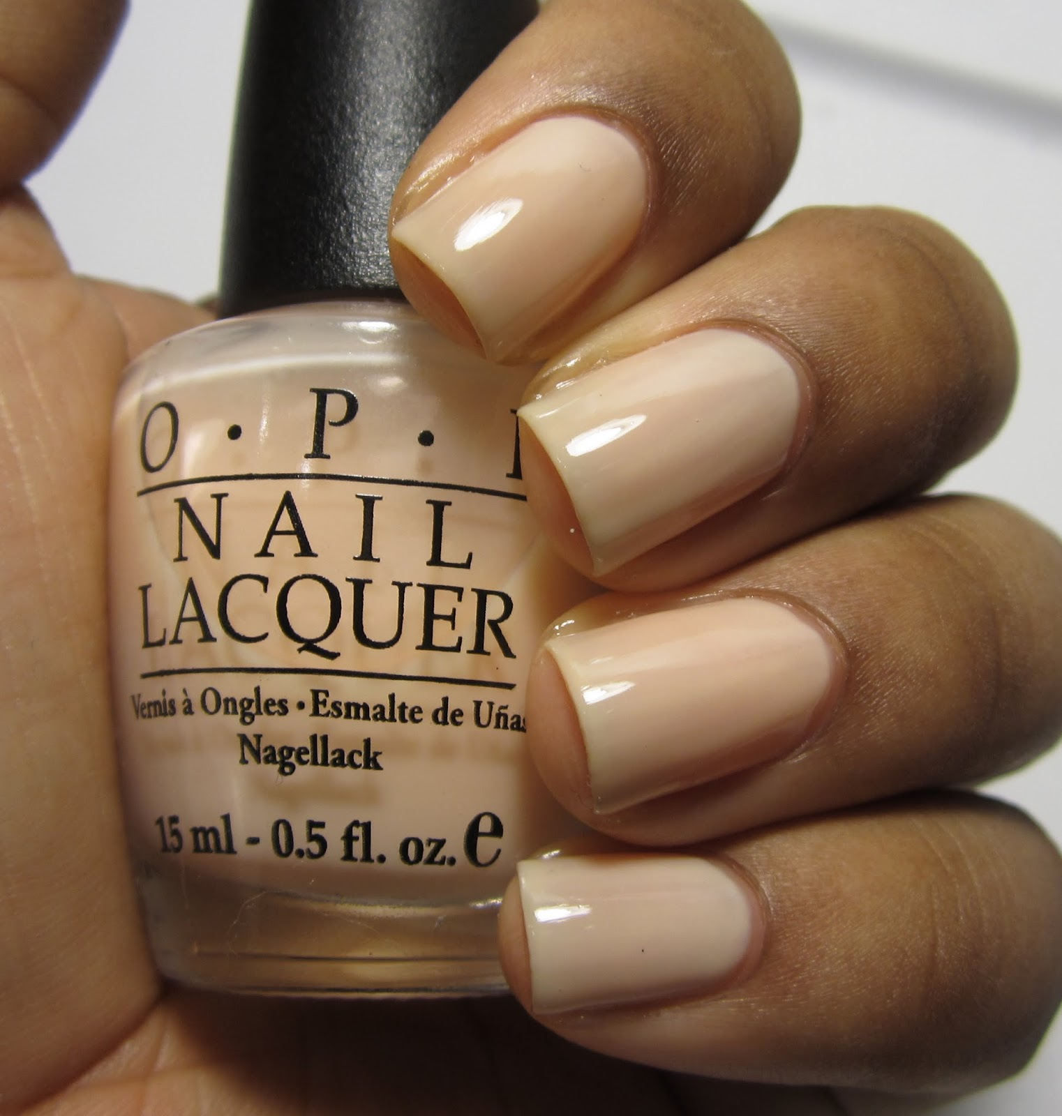 Coney Island Cotton Candy Opi Swatch