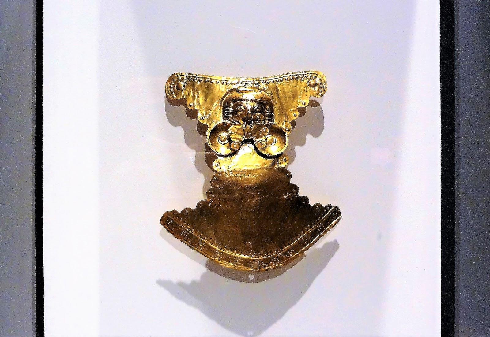 コロンビアの黄金文明が眠るボゴタの『黄金博物館(Museo del Oro)』