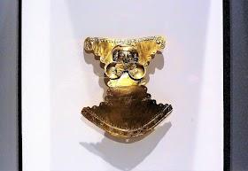 ボゴタの『黄金博物館』にはコロンビアの黄金文明の痕跡が?