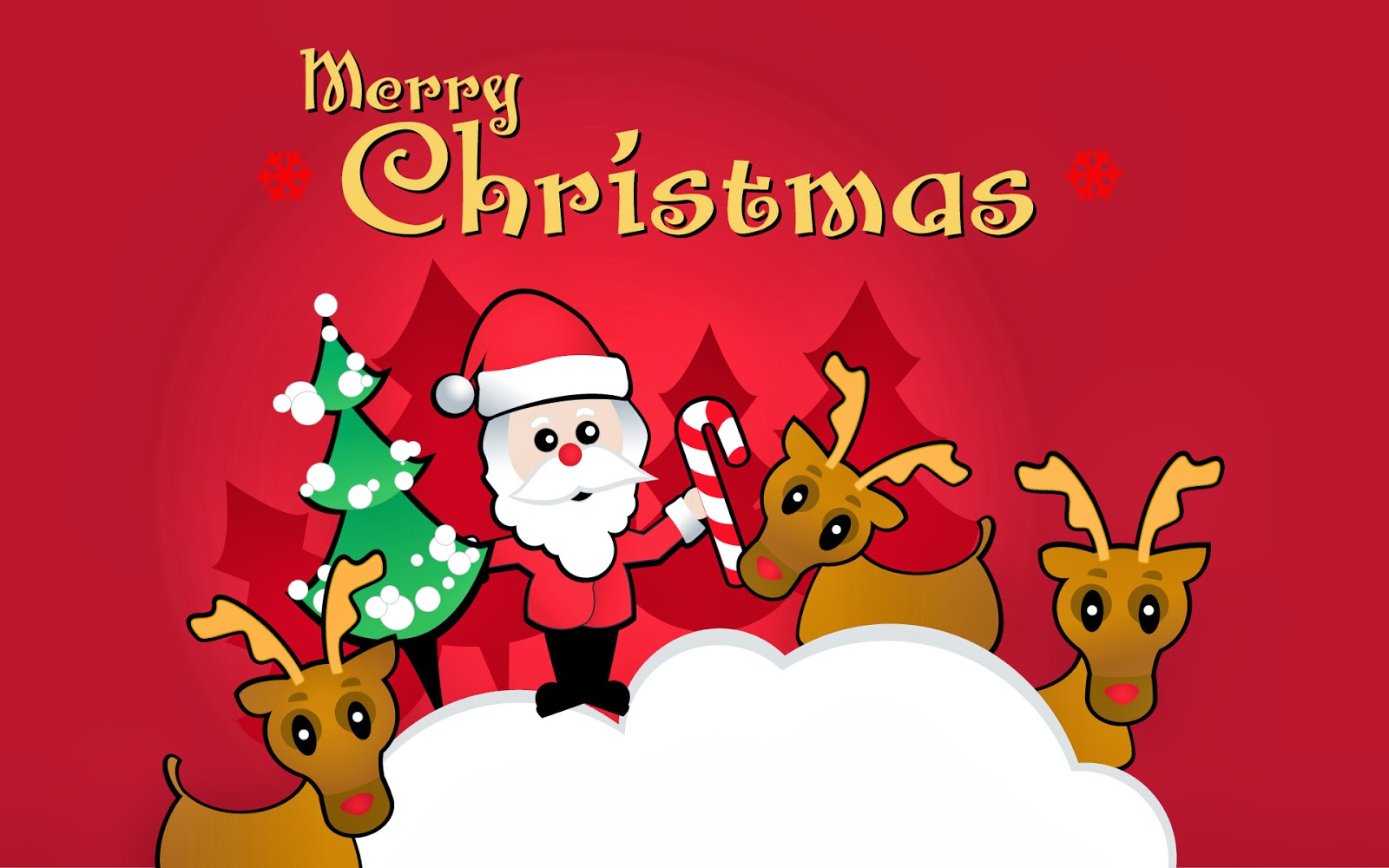 Merry christmas santa lyrics