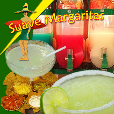 Tequila Reef's World Famous Suave Margaritas