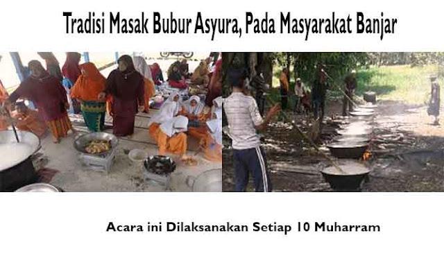 Mengenal Bubur Asyura, Bubur Wajib Tiap Muaharram di Banjar