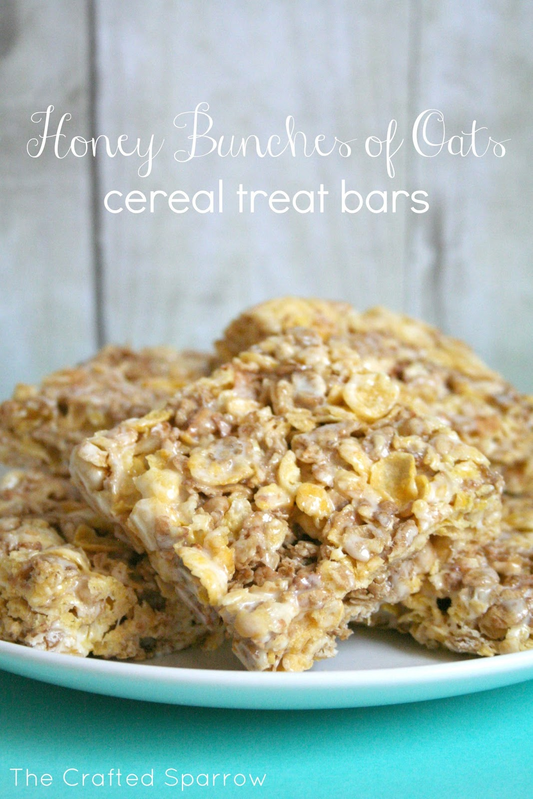 Honey Bunches Of Oats Cereal Treat Bars
