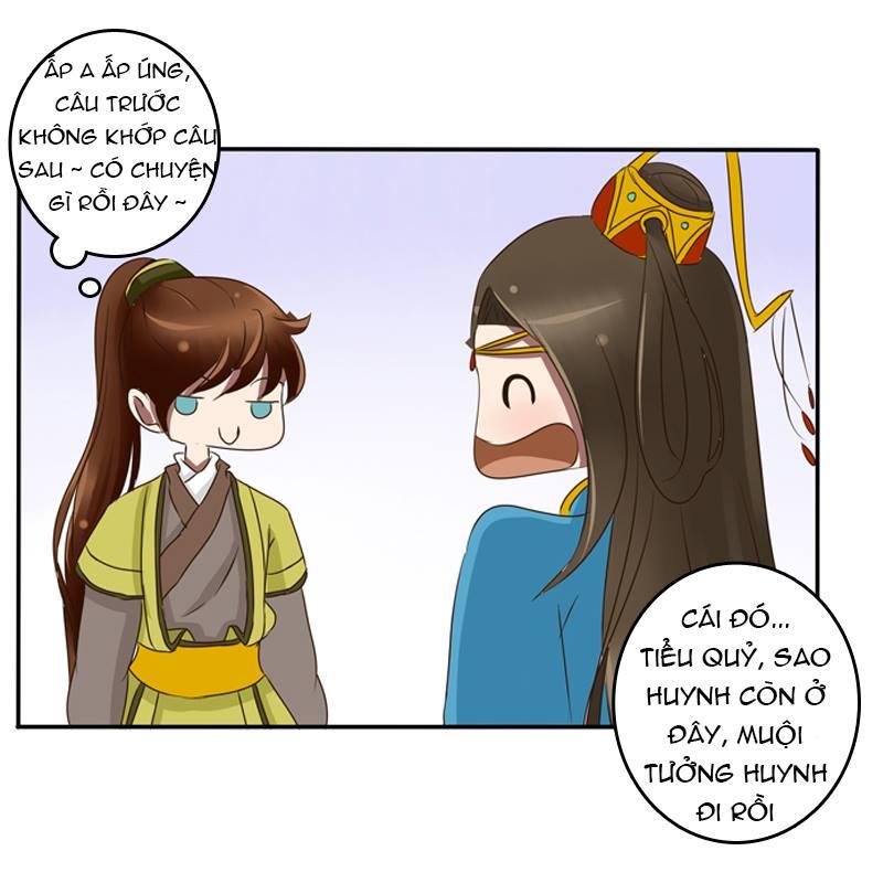 Thông Linh Phi Chap 72.5