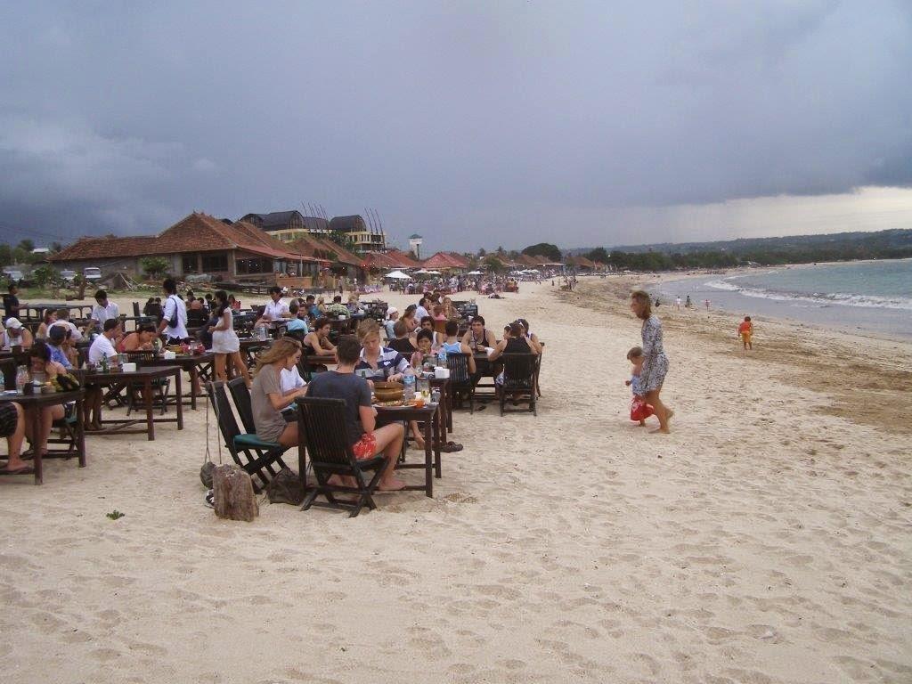 bali, jimbaram beach