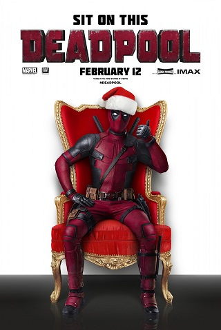 Deadpool 2016 Dual Audio Hindi 350MB BluRay 480p
