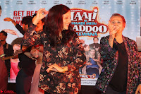 Star cast having fun at Sangeet Ceremony For movie Laali Ki Shaadi Mein Laaddoo Deewana (48).JPG
