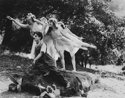 """""""Солнечная сторона"""" (Sunnyside) (1919) 2"""