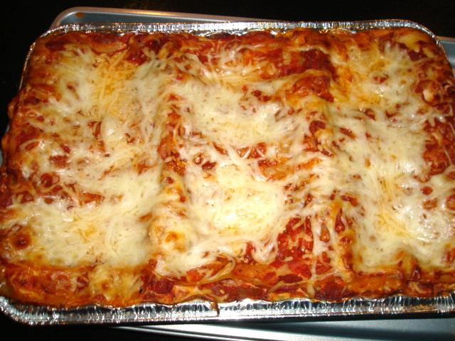 mamas lasagne rezept
