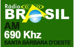 Rádio Brasil AM 690 de Santa Bárbara d' Oeste SP