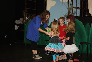 Milla's Many Adventures: Dr. Seuss Theater Camp