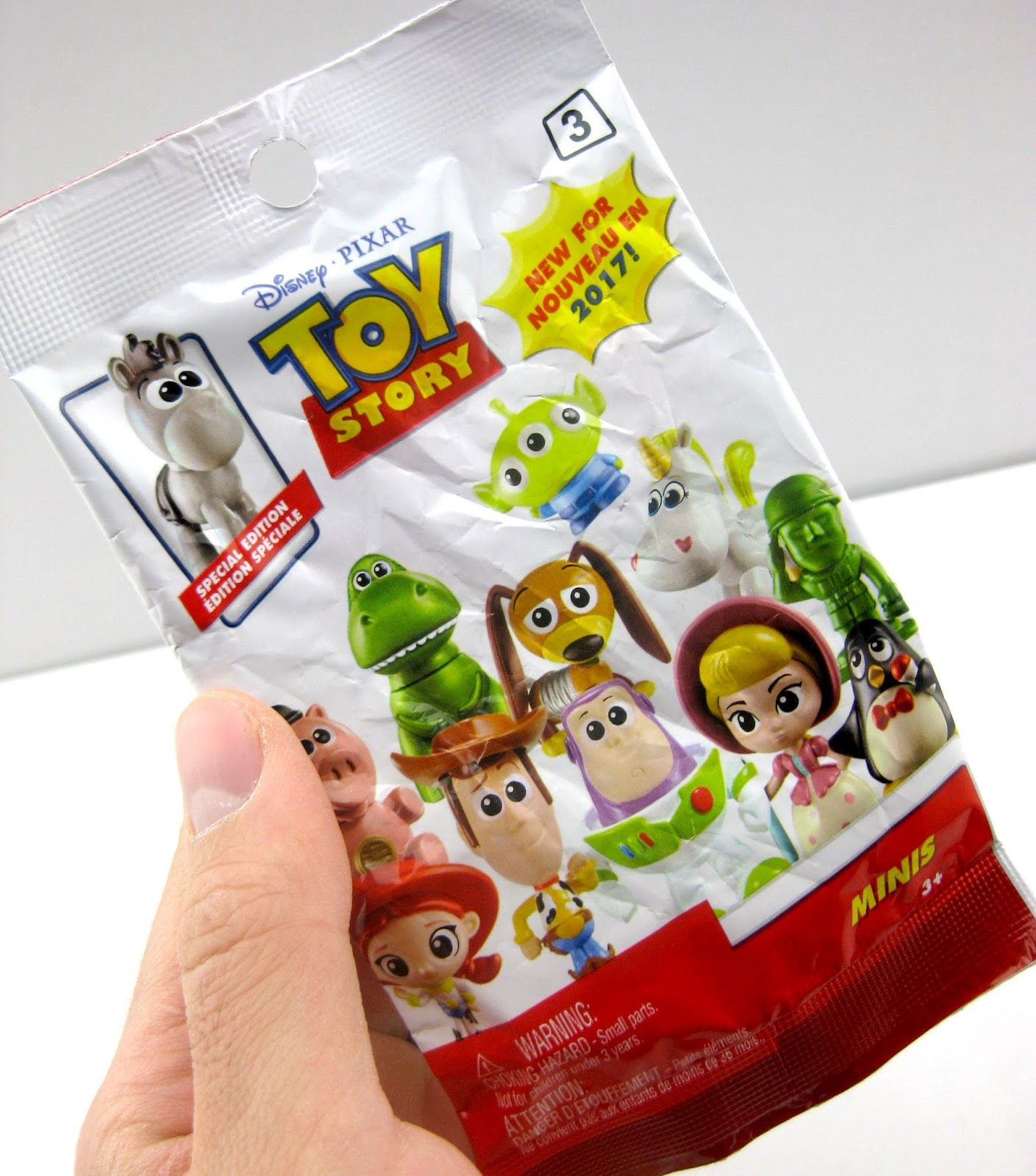 toy story minis blind bags series 3