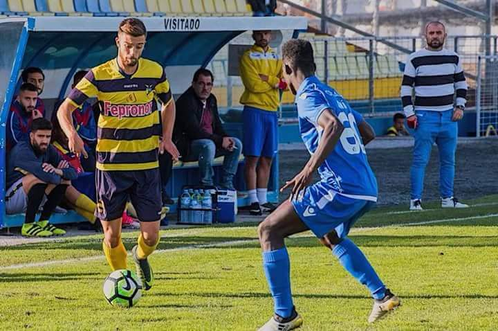 FC Avintes reforça-se com jogador do Campeonato Portugal