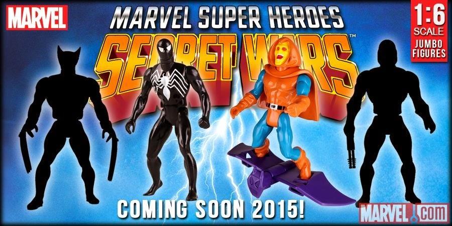 Idle Hands: Gentle Giant Dives Into Marvel's Secret Wars
