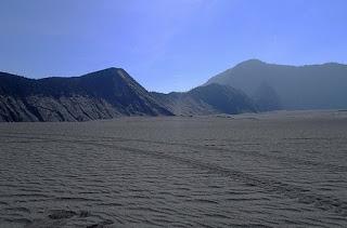 Pasir Berbisik, Gunung Bromo