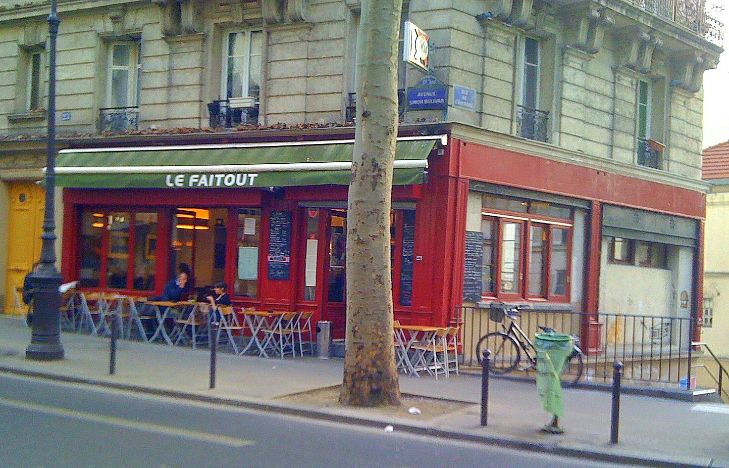 Au Faitout Bar Restaurant