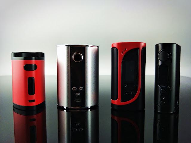 Eleaf Powerful mods combination