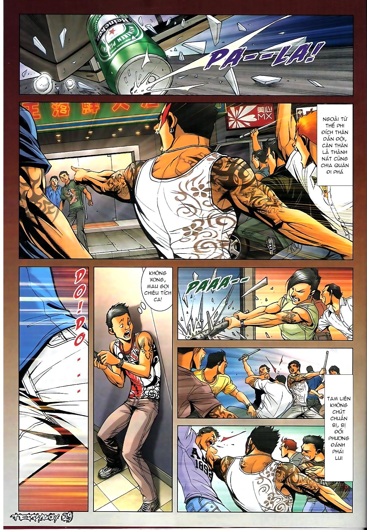 Người Trong Giang Hồ - Chapter 1339: Lương Gia Nhân vs Chiêu Tích - Pic 27