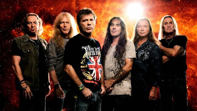 Iron Maiden regresa a Chile en el año 2019