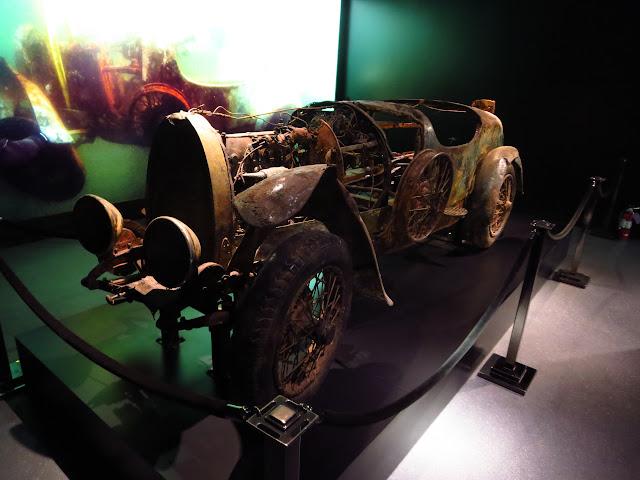 Swiss Lake Bugatti Type 22