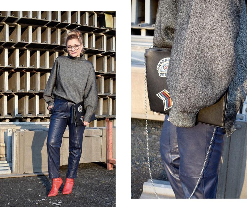 Modeblog für Frauen über 40, Streetstyle Woman 40 Plus