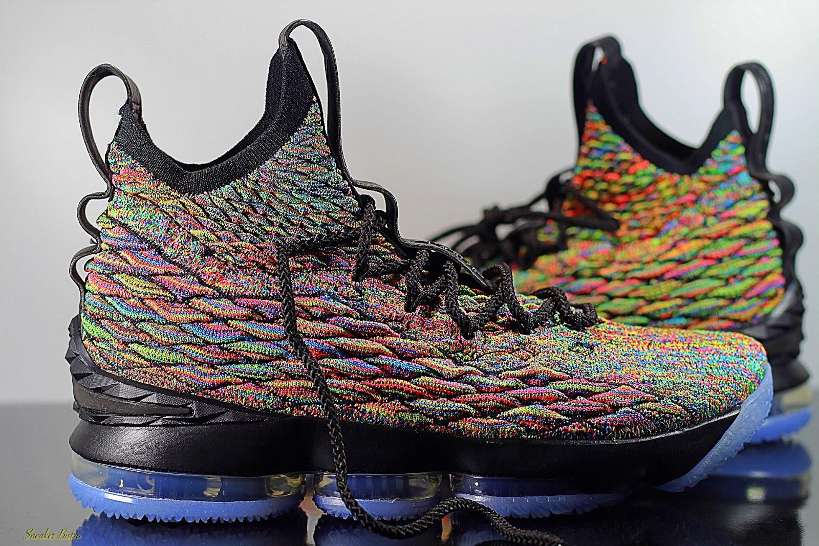 pretty nice b1b81 8c00d Nike LeBron 15