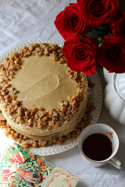 Valentine's Day Tea: The Charm of Home