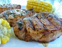 succulent grilled pork recipe