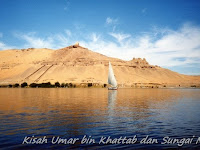 Kisah Umar bin Khattab dan Sungai Nil