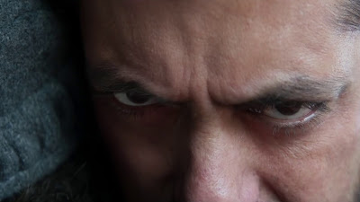 Salman Khan Eye Picture In Tiger Zinda Hai Movie