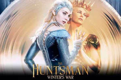 THE HUNTSMAN : WINTER's WAR - The story before Snow White