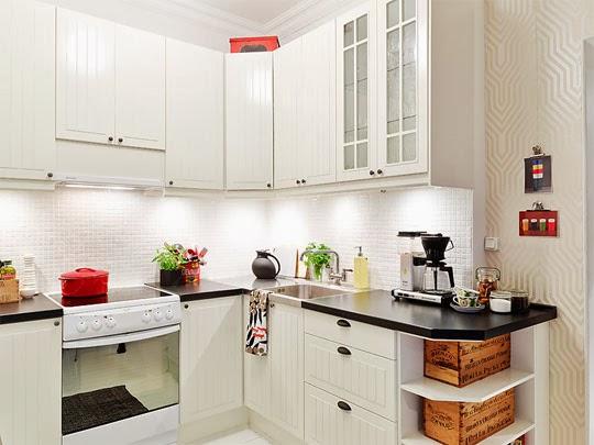 decoraci n de cocinas para apartamentos peque os