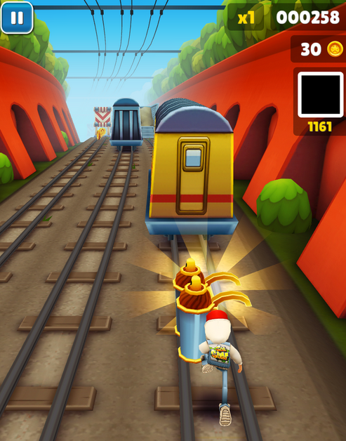 Subway Surfers Los Angeles APK Android Download