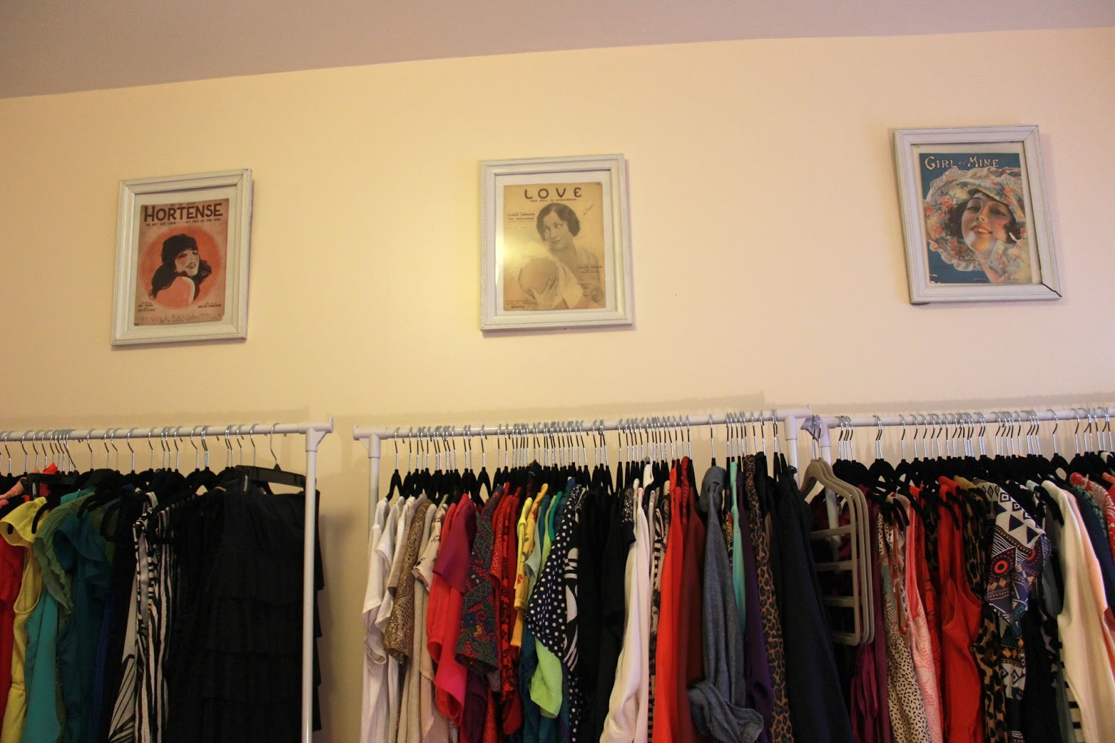 Turning A Spare Room Into A Walk In Closet Dina S Days