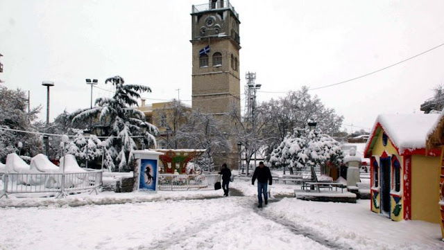 Αποτέλεσμα εικόνας για χιόνια καταιγίδες