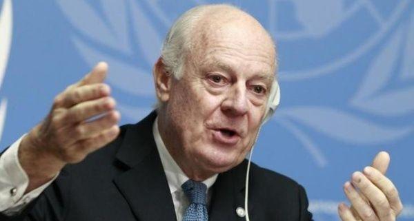 ONU reanuda negociaciones de paz sobre Siria en Ginebra