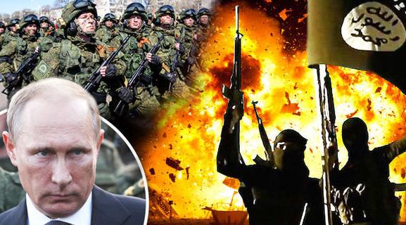 Rusia Membangun Army Super Baru Untuk Menghancurkan ISIS