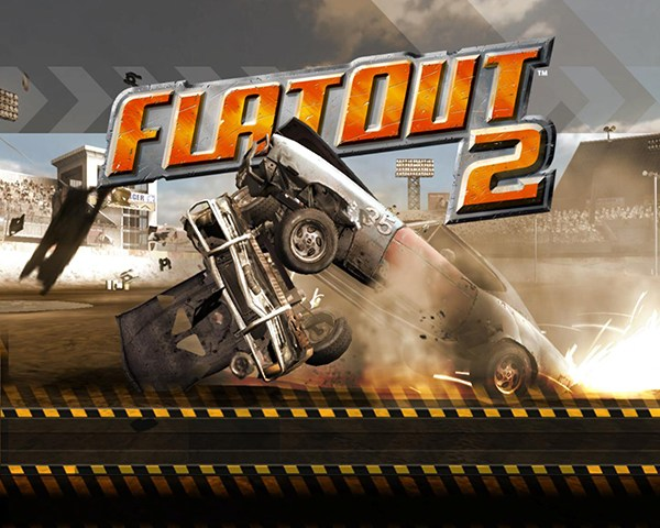 FlatOut 2 v1.2 Pc Games Crack With Patch