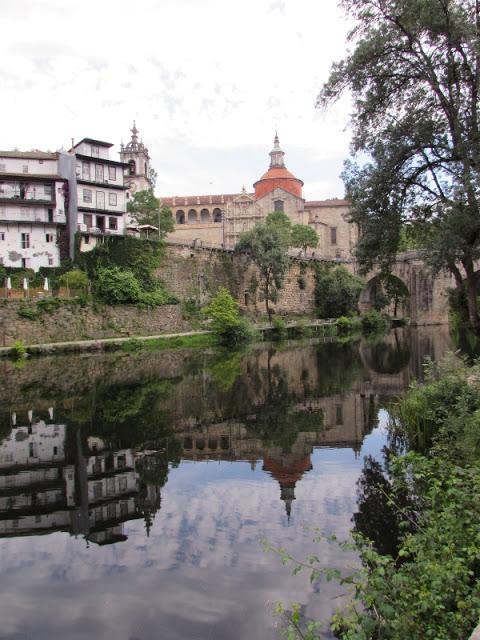 Ponte e igreja de São Gonçalo em Amarante