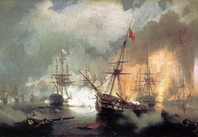 Ναυμαχία του Ναυαρίνου ( 8 Οκτωβρίου 1827)