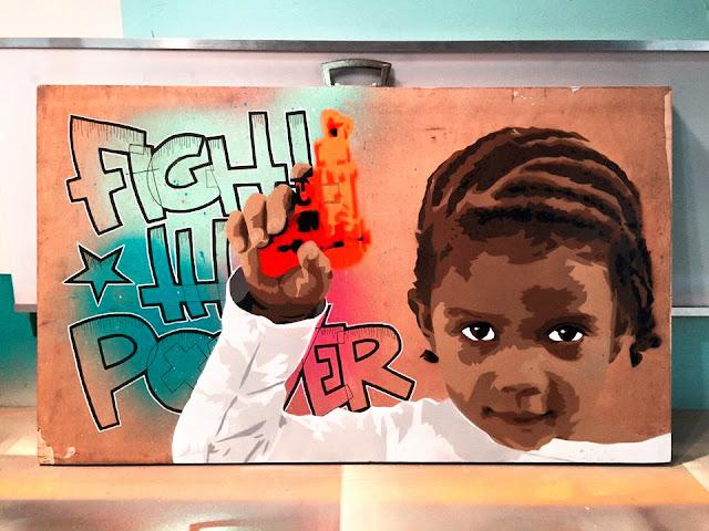 'R.E.S.P.E.C.T. – A CELEBRATION OF BLACK CULTURE' von SOOP   Vernissage im Square Eight - Tagestipp