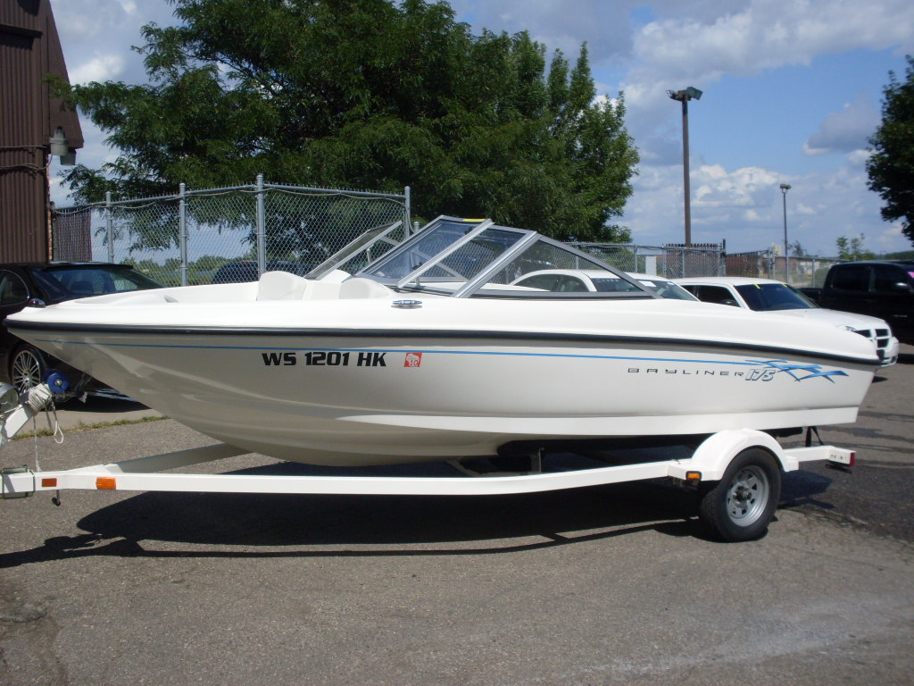 Ride Auto: 2006 Bayliner
