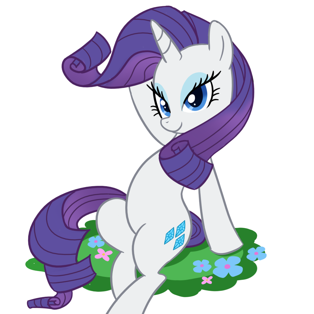 Equestria Daily - MLP Stuff!: PMV: Rarity- Bling Bling ...