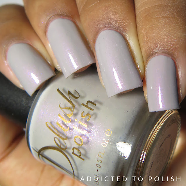 Delush Polish Mama Said They'd Be Glaze Like This High and Mightea Spring collection